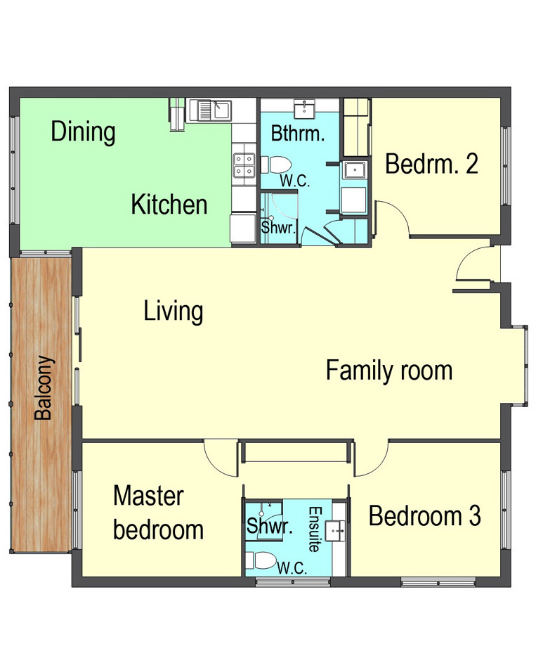 3-Bedroom-Villa